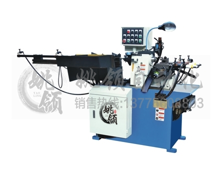 溧阳导板式长料自动化液压车床