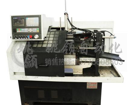 0640数控机械手自动化改装