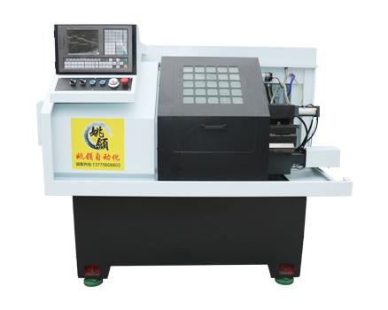 6130自动化数控车床(配机器人)